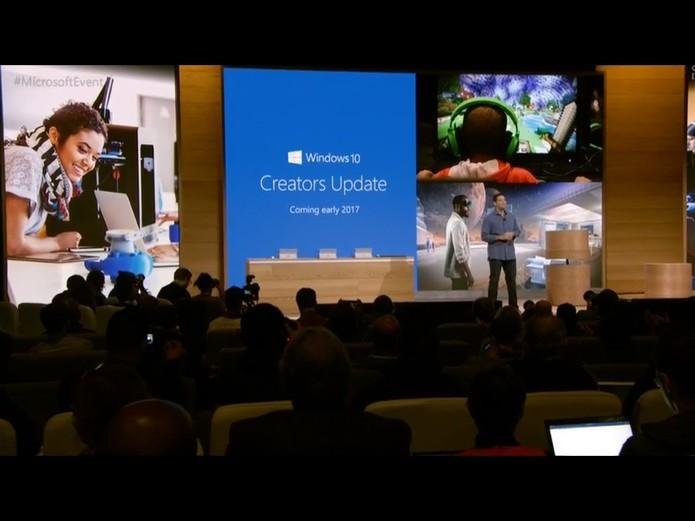 Evento Microsoft (Foto: Reprodução/Microsoft)