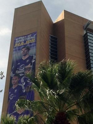 Banner Kaká Orlando City (Foto: Reprodução/ Twitter)