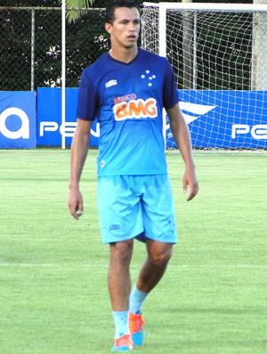 Leandro Damião Treino Cruzeiro (Foto: Marco Antonio Astoni)