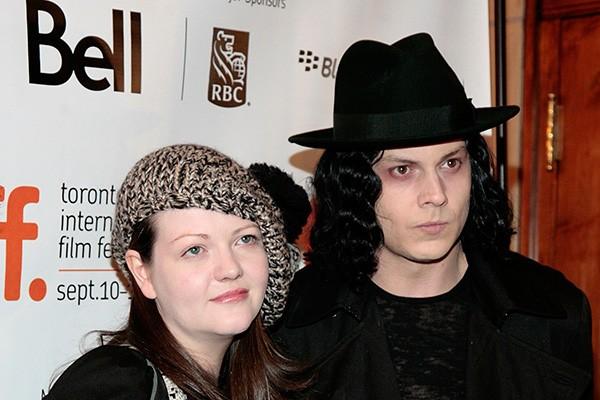 Jack e Meg White (Foto: Getty Images)
