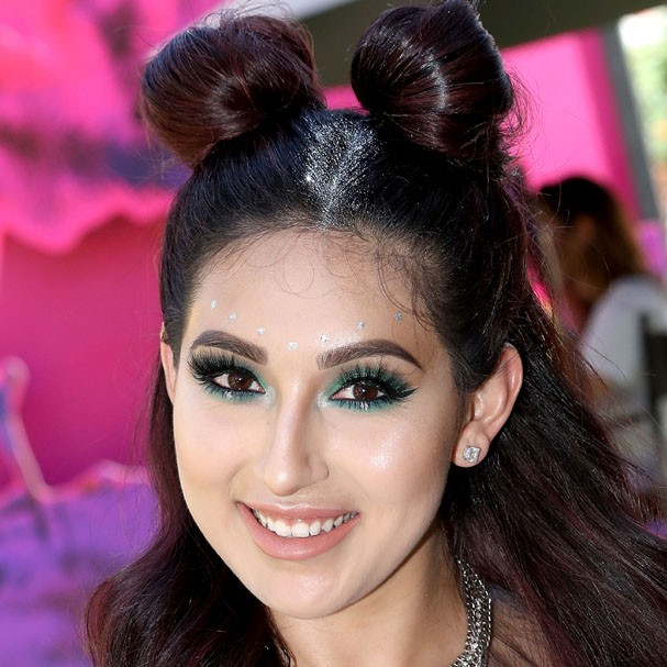 THERMAL, CA - APRIL 15:  Social media influencer Yasmin Maya attends JustFab & ShoeDazzle in Coachella Valley on April 15, 2017 in Thermal, California.  (Photo by Randy Shropshire/Getty Images for Techstyle, Inc.) (Foto: Getty Images for Techstyle, Inc.)