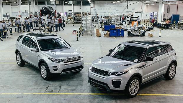 Land Rover Evoque será fabricado no Brasil (Foto: Jaguar Land Rover)