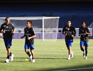 grêmio treino olímpico (Foto: Hector Werlang/Globoesporte.com)