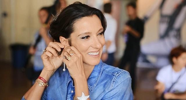 TV Vogue no SPFW: Isabela Capeto, verão 2016