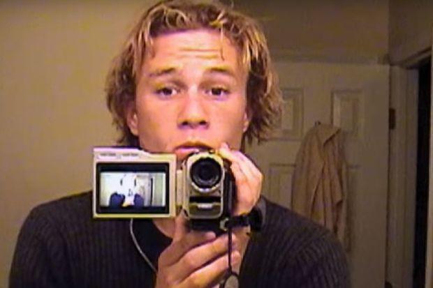 Cena de 'I Am Heath Ledger' (Foto: Reprodução/Youtube)