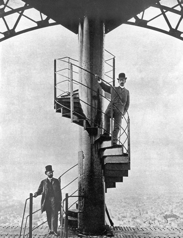 Apartamento Torre Eiffel (Foto: Hulton Archive/ Getty Images)