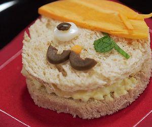 Receita de sanduíche com recheio de ovos