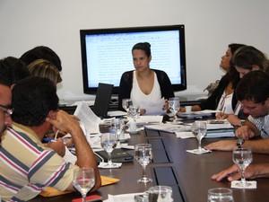 Foi marcada nova reunião entre Ministérios Público Estadual e Federal, prefeitura de Santana do Mundaú, Caixa e representantes dos desabrigados. (Foto: Divulgação/MPF)
