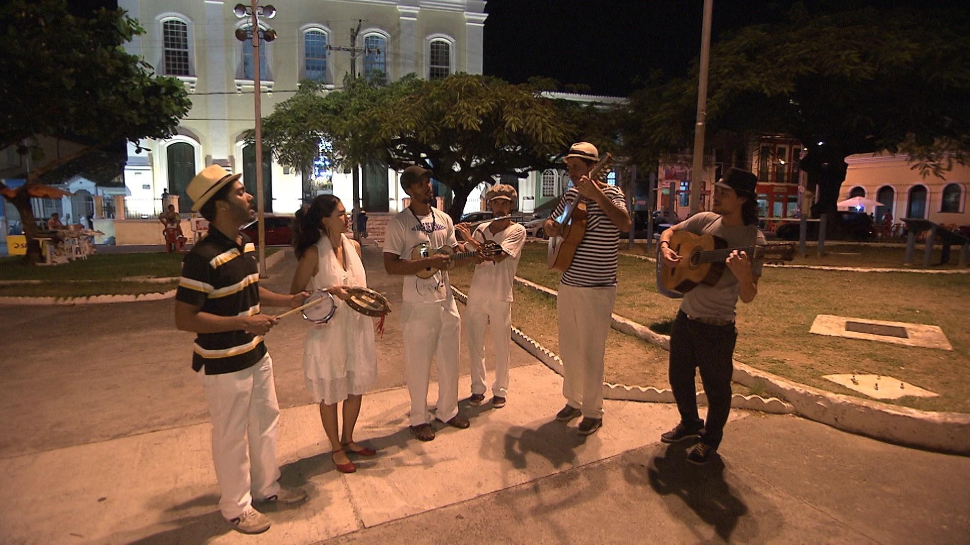 Rede Bahia Revista faz uma homenagem ao samba (Foto: divulgação)