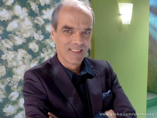 Gustavo Ottoni será o produtor de moda Hector (Foto: Malhação / TV Globo)