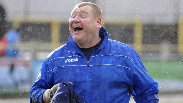 Wayne Shaw Sutton United