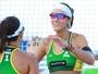 Na China, duplas brasileiras disputam etapa 3 estrelas do Circuito Mundial