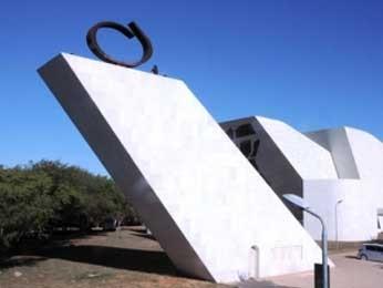 Centro Cultural Três Poderes, ue abriga o Panteão da Pátria, o Espaço Lucio Costa e o Museu da Cidade (Foto: Mary Leal/Agência Brasília)