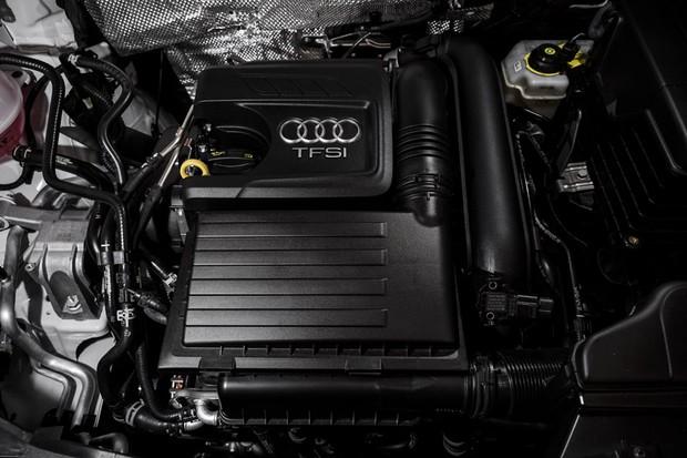 Motor 1.4 TFSI do Audi Q3 nacional (Foto: Divulgação)