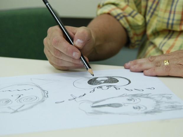 Curso de linguagem do humor gráfico tem inscrições abertas em Piracicaba (Foto: Danny Cunha/Arquivo pessoal)