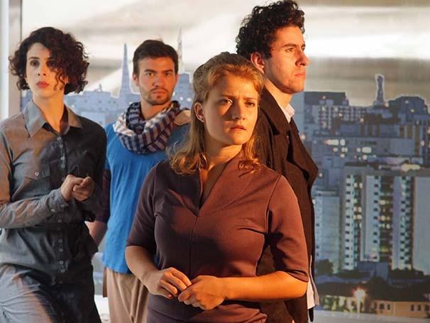 Cena da peça 'Ana Não Está' (Foto: Divulgação)