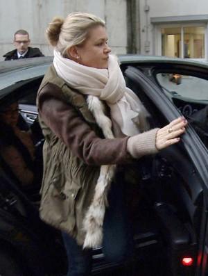 Corinna Schumacher esposa (Foto: AFP)