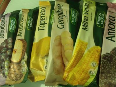 De acordo com Ismael, diferencial da marca está nos sabores exóticos e tipicamente brasileiros (Foto: Flávia Bezerra)