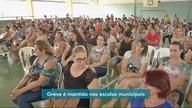 Profissionais da educação decidem manter greve nas escolas de Sinop