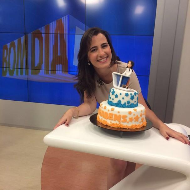 Patrícia Rocha (Foto: Arquivo Pessoal)