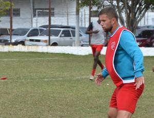 Treino União Mogi Segunda Divisão Paulista 2014 (Foto: Thayana Alvarenga)