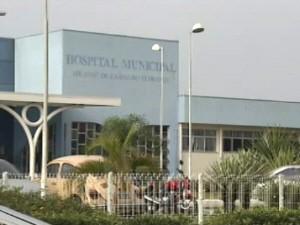 Hospital Municipal de São José dos Campos (Foto: Reprodução/TV Vanguarda)