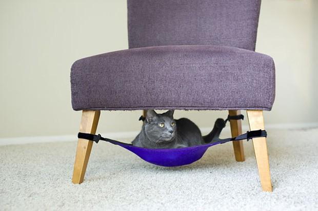Invenções para facilitar o dia a dia (Foto: Cat Crib / Reprodução)