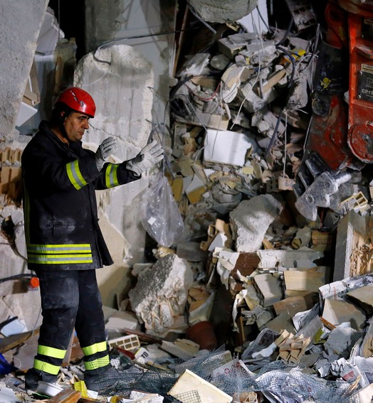 BUSCAS CONTINUAM (Reuters/Stefano Rellandini)