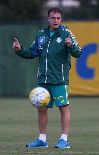 Cuca Palmeiras (Foto: Cesar Greco/Ag Palmeiras)