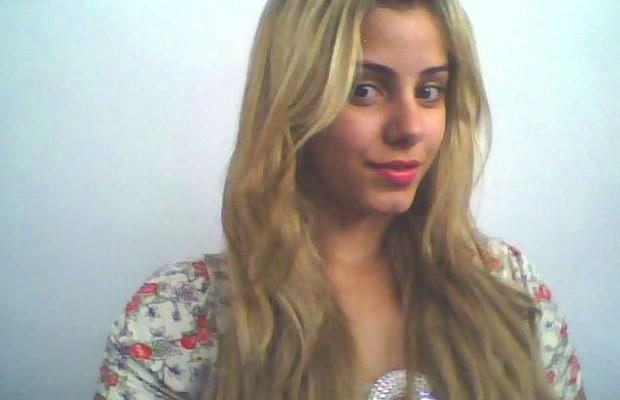 Janaína Nicácio de Souza foi assassinada em maio, em Goiânia, Goiás (Foto: Arquivo Pessoal/ Jean Carlos Nicácio)