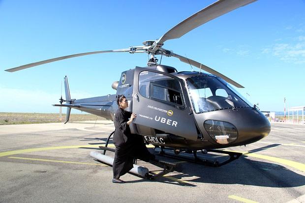 Ubercopter (Foto: Divulgação)