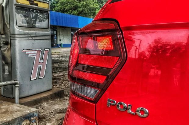 Volkswagen Polo 1.0 MPI (Foto: Diogo de Oliveira/Autoesporte)