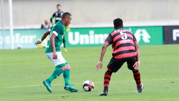 Goiás x Atlético-GO - Campeonato Goiano 2017 (Foto: Rosiron Rodrigues / Goiás E.C.)