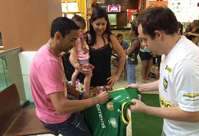 Valdin Brasil futsal fortaleza (Foto  Flávio Dilascio) 4c95ffc421605