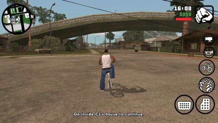 GTA San Andreas (Foto: Divulgação)