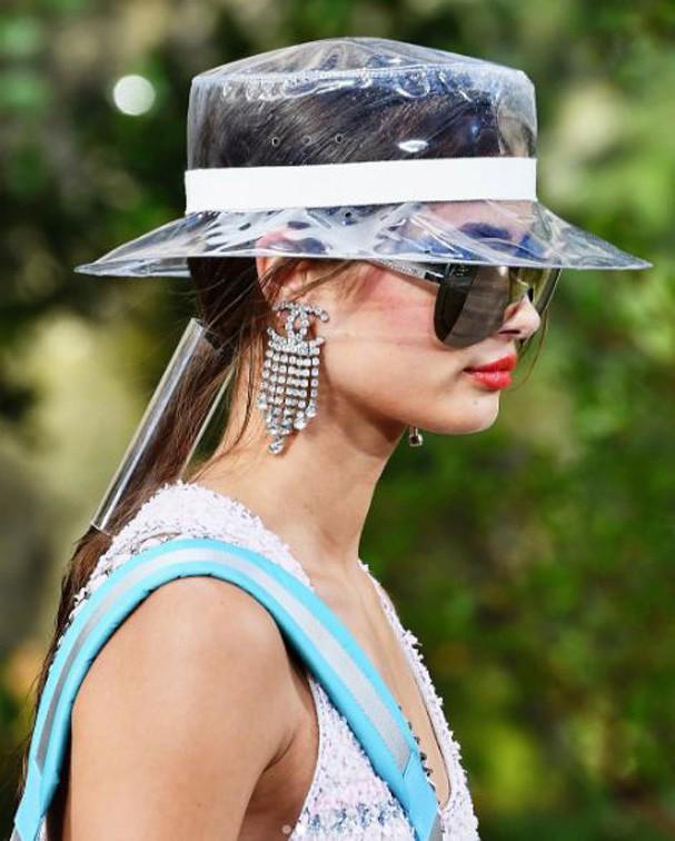 Desfile da Chanel (Foto: Getty Images)
