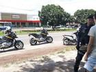 PRF recupera moto roubada com condutor inabilitado na BR-316