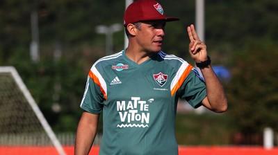 eduardo baptista, treinador, fluminense (Foto: Nelson Perez/Fluminense FC)