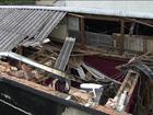 Homem morre após cair em córrego durante temporal em Curitiba