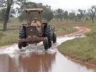 Tacuru, MS, decreta emergência devido estragos causados pela chuva