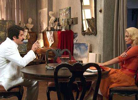 Sandra e Ernesto tramam fim trágico para Anastácia e Candinho