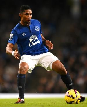 Samuel Eto'o Everton (Foto: Getty Images)