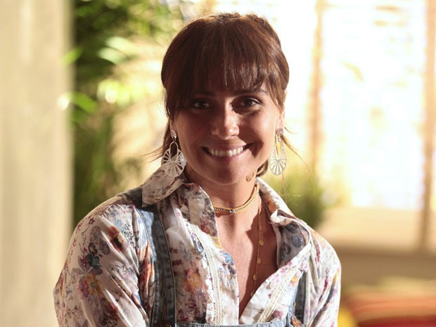 Giovanna Antonelli será Clara (Foto: Pedro Curi/TV Globo)