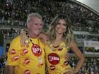 Grazi Massafera curte 1º carnaval separada de Cauã: 'Estou animada'