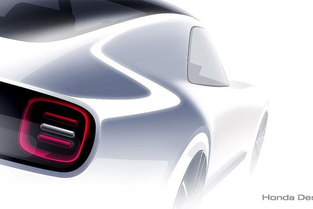 Honda Sports EV (Foto: Divulgação )