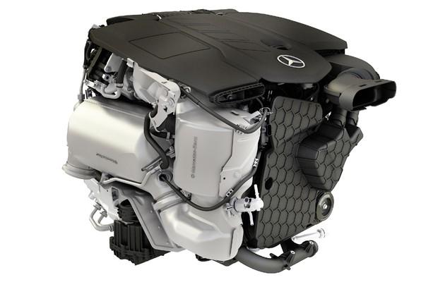 OM 654, novo motor turbodiesel da Mercedes (Foto: Divulgação)
