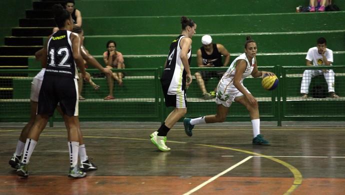 Inter Fupes basquete feminino 2014 (Foto: Ronaldo Andrade / Divulgação Prefeitura de Santos)