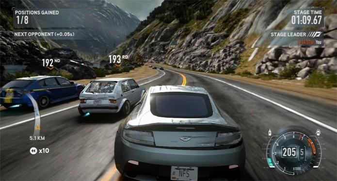 Need for Speed The Run (Foto: Divulgação)