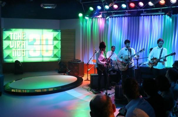 Premiação contou com show de talentos e música ao vivo (Foto: Gabriela Haas/RBS TV)