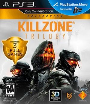 Capa de 'Killzone Trilogy', que chega em 20 de outubro aos Estados Unidos (Foto: Divulgação)